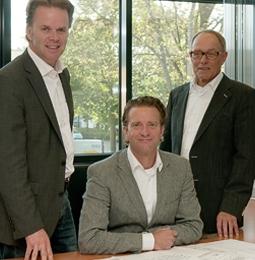 Lakeman Liften - Perry, Joop jr en Joop sr