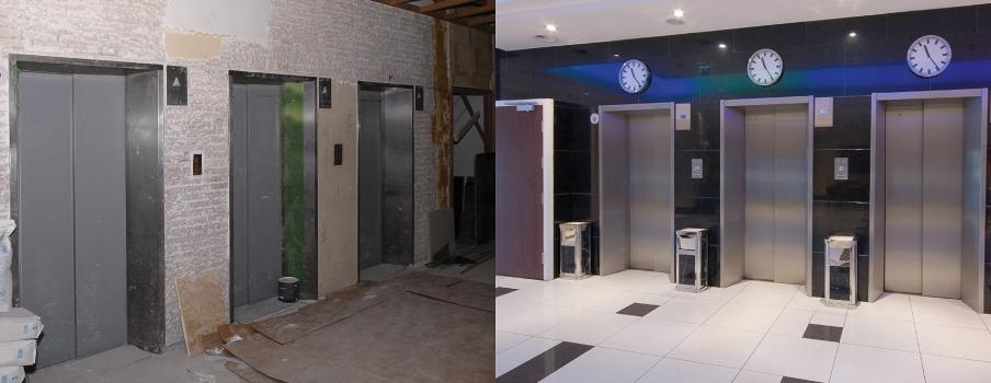Lakeman Liften - Lift Renovatie
