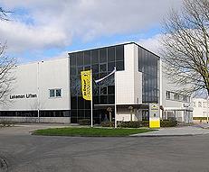 Lakeman Liften - Pand Katwijk