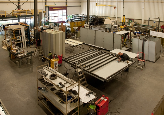 Lakeman Liften - Werkplaats