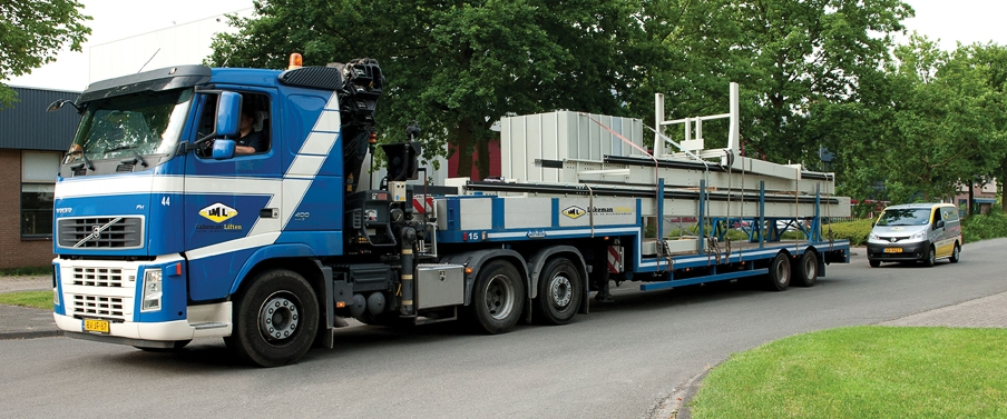 Lakeman Liften - Transport